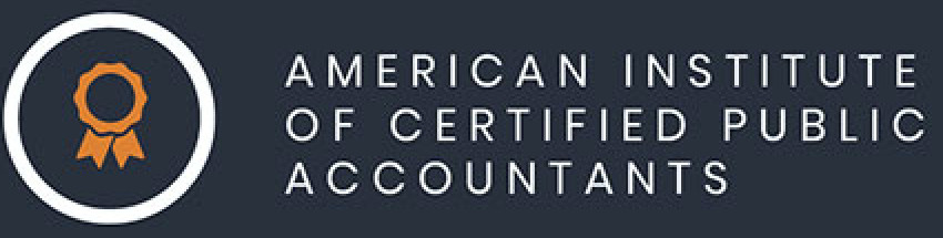 American Institute of Certified Public Accountants icon.