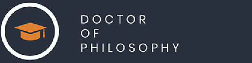 Doctor of Philosophy icon.
