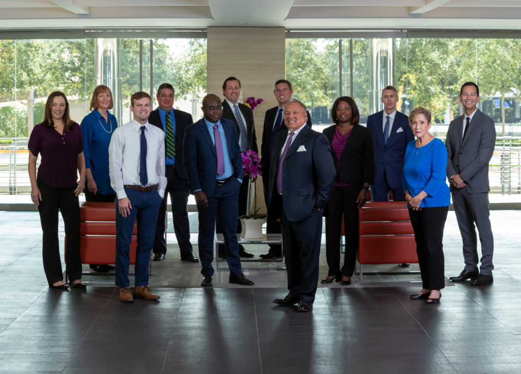The Vine Advisors team.